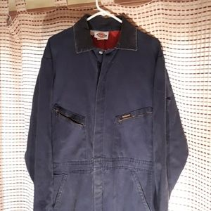 1970's Dickies One Piece Work Outfit